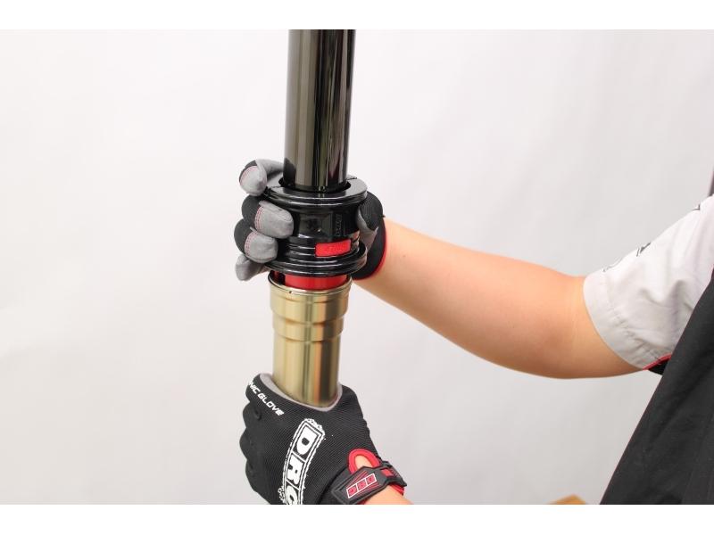 Инструмент для установки сальников вилки D59-26-005