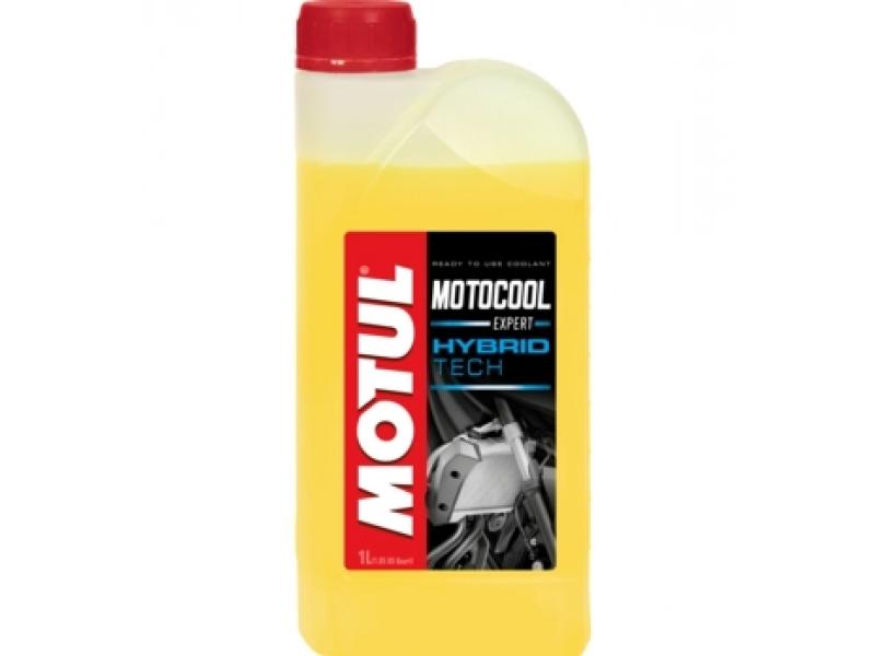 Охлаждающая жидкость Motul Motocool Expert Hibrid Tech 1L