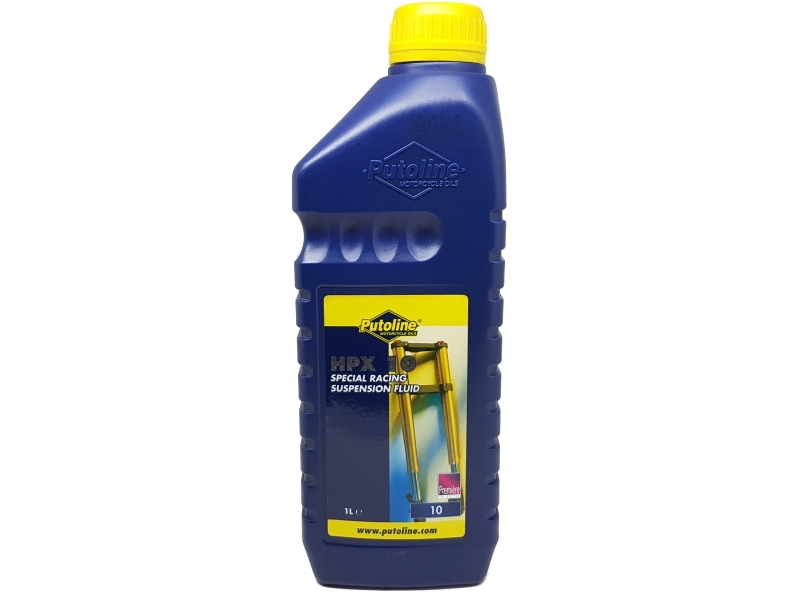 Масло для вилок Putoline HPX 10 1L