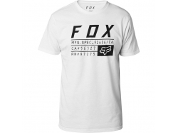 Футболка Fox Abyssmal SS Tech Tee Optic White M 20332-190