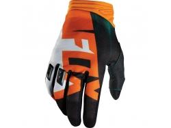 Мотоперчатки подростковые Fox Youth Dirtpaw Vandal Glove Green/Orange M 12020-147-M