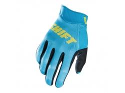 Мотоперчатки Shift Raid Glove Blue L 14611-002-L