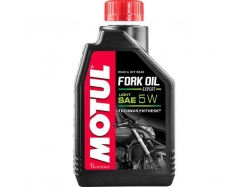 Масло для вилок Motul Fork Oil Expert 5W Light 1L
