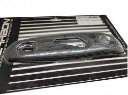 Защита глушителя Z-Carbon Honda CRF250/450R '17; Kawasaki KX250F '09 ZC31-3150