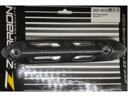 Защита глушителя Z-CarbonYamaha WR250R/X '07 ZC31-3410