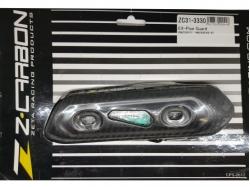 Защита глушителя Z-Carbon Suzuki RMZ250/450 '07 ZC31-3330