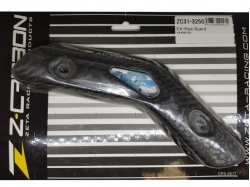 Защита глушителя Z-Carbon Kawasaki KX450F '09 ZC31-3250