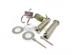 Комплект пружин подножек Honda XLR250 '87-94, XR250(ME06) '87-94 D48-01-108