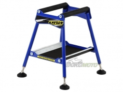 "Подставка под мото UNIT ""FIT"" Stand Blue UN-A2210-6"