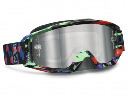 Очки Scott Tyrant Plasma Black Silver Chrome 225100-3603269