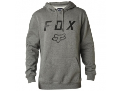 Толстовка Fox Legacy Moth Pullover Fleece Heather Graphite M