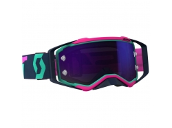 Очки Scott Prospect, teal/pink / purple chrome works 262589-5720281