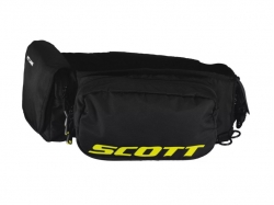 Сумка на пояс Scott Hip-Beit Pit Lane Black/Lime 237327-2897223