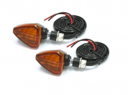 Поворотники DRC 601 LED Flasher 12V Orange 2pcs D45-60-107