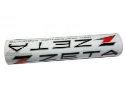 Подушка на руль ZETA Comp Bar Pad White ZE47-9136