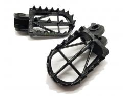 Подножки DRC +5мм KTM SXF/EXC/XC; Husqvarna TC/TE/FE D48-02-610