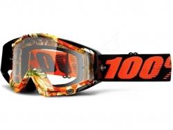 Очки 100% Racecraft Paradise / Clear Lens 50100-131-02