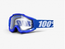 Очки 100% Accuri Reflex Blue/Clear Lens 50200-002-02