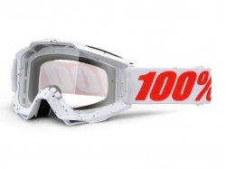Очки 100% Accuri Skylar White / Clear Lens 50200-110-02