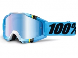 Очки 100% Accuri Blue Crystal/ Blue Lens 50210-122-02