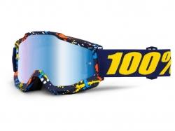 Очки 100% Accuri Pollok /Blue Lens 50210-199-02