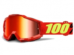Очки 100% Accuri Searinen/Red Lens 50210-203-02