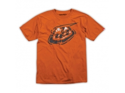 Футболка TLD UNBROKEN TEE; ORANGE L