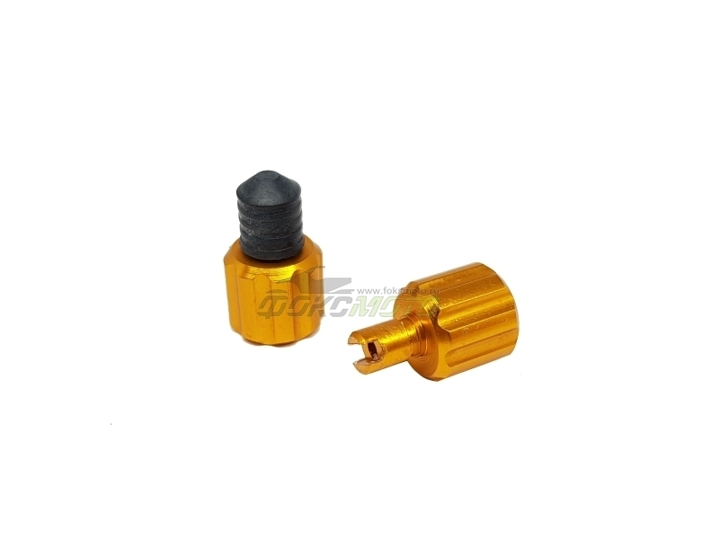 Колпачки с съемником ниппеля D58-05-103