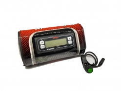Подушка на руль с секундомером DRC X-Monitor SP1 #286 Red D60-01-002