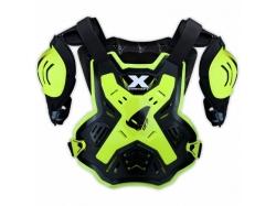 Защита панцирь UFO X-CONCEPT Neon Yellow