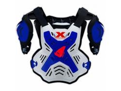Защита панцирь UFO X-CONCEPT Blue