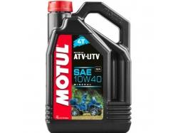 Масло для квадроцикла Motul Atv-Utv 4T 10W40 4L