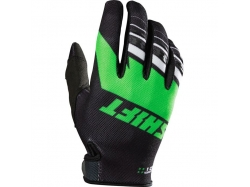 Мотоперчатки Shift Assault Glove Green M 14604-004-M