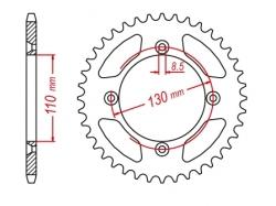 Звезда ведомая DRC 420 Honda CRF150R, CR80/85R D34-01-0.. (JTR215)