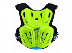Защита панцирь подростковый Leatt 2.5 Lime/Blue L/XL