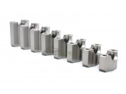 Проставки Zeta Option Lower Clamp руль 22mm высота 5см ZE31-4150