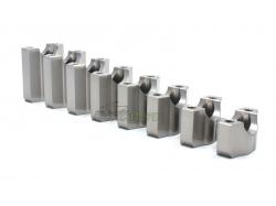 Проставки Zeta Option Lower Clamp руль 28mm высота 5см ZE31-4250
