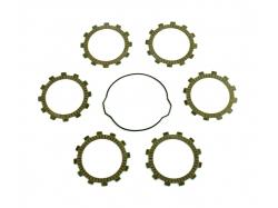 Диски сцепления фрикционные + прокладка KTM SX65 P40230019