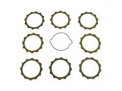 Диски сцепления фрикционные + прокладка KTM EXC-F250 P40230026