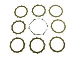 Диски сцепления фрикционные + прокладка Suzuki RMZ450 '08-18 P40230083