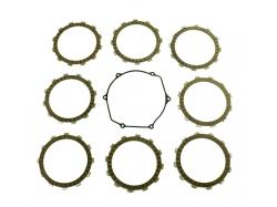 Диски сцепления фрикционные + прокладка Suzuki RMZ450 '05-07 P40230084