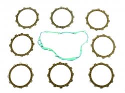 Диски сцепления фрикционные + прокладка Suzuki RM250 '03-05 P40230086
