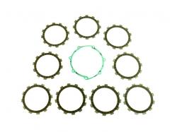 Диски сцепления фрикционные + прокладка FRICTION CP YAMAHA YZ-F250 01-13 P40230106