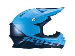 "Мотошлем Scott Helmet 350 Pro Race ECE light Blue ""XL"""