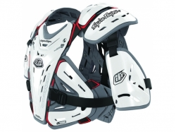 Панцирь TLD White Chest Protector M