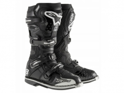 Мотоботы Alpinestars Tech 8 RS Black Vented 11