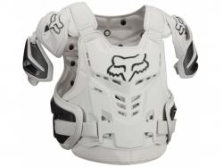 Защита панцирь Fox Raptor Vest Light Grey L/XL