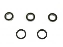 Комплект подшипников/сальников заднего колеса Honda CRF250/450R '16 W210R-001