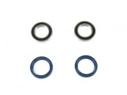 Комплект подшипников/сальников переднего колеса KTM SX/EXC; Husq FC/FE/TE W270F-001