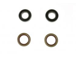 Комплект подшипников/сальников заднего колеса KTM SX/EXC; Husq FC/FE/TE W270R-001